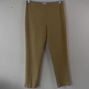 Talbots Size 10 Heritage Side Zip Pants